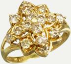 金製品についている宝石の価値も確実に査定