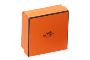 エルメス豆知識・オレンジボックスのはじまりとは