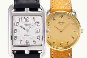 エルメス、時計の歴史とモノ作りのポリシー