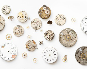 時計部品イメージ