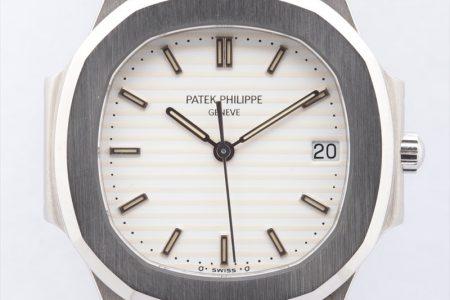 パテックフィリップ ノーチラス 3900/001 1551823 SS/QZ 白文字盤