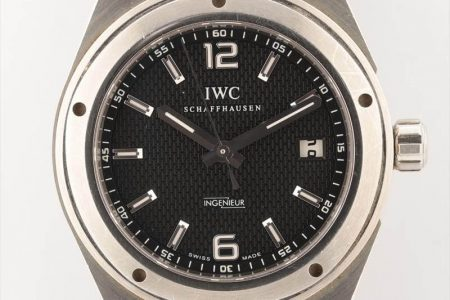 IWC インジュニア IW322701